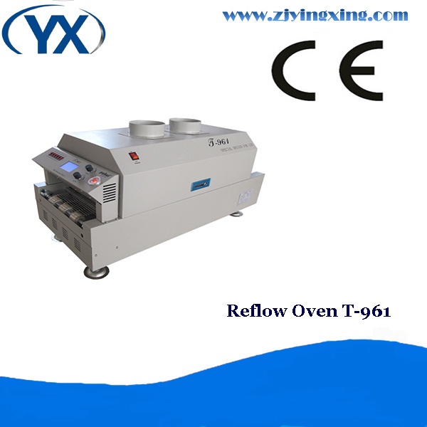 Christmas Rush! T961 Small Manufacturing Ideas PCB Reflow Soldering Oven Machine IC Heater Wave Solar System Machine(China (Mainland))