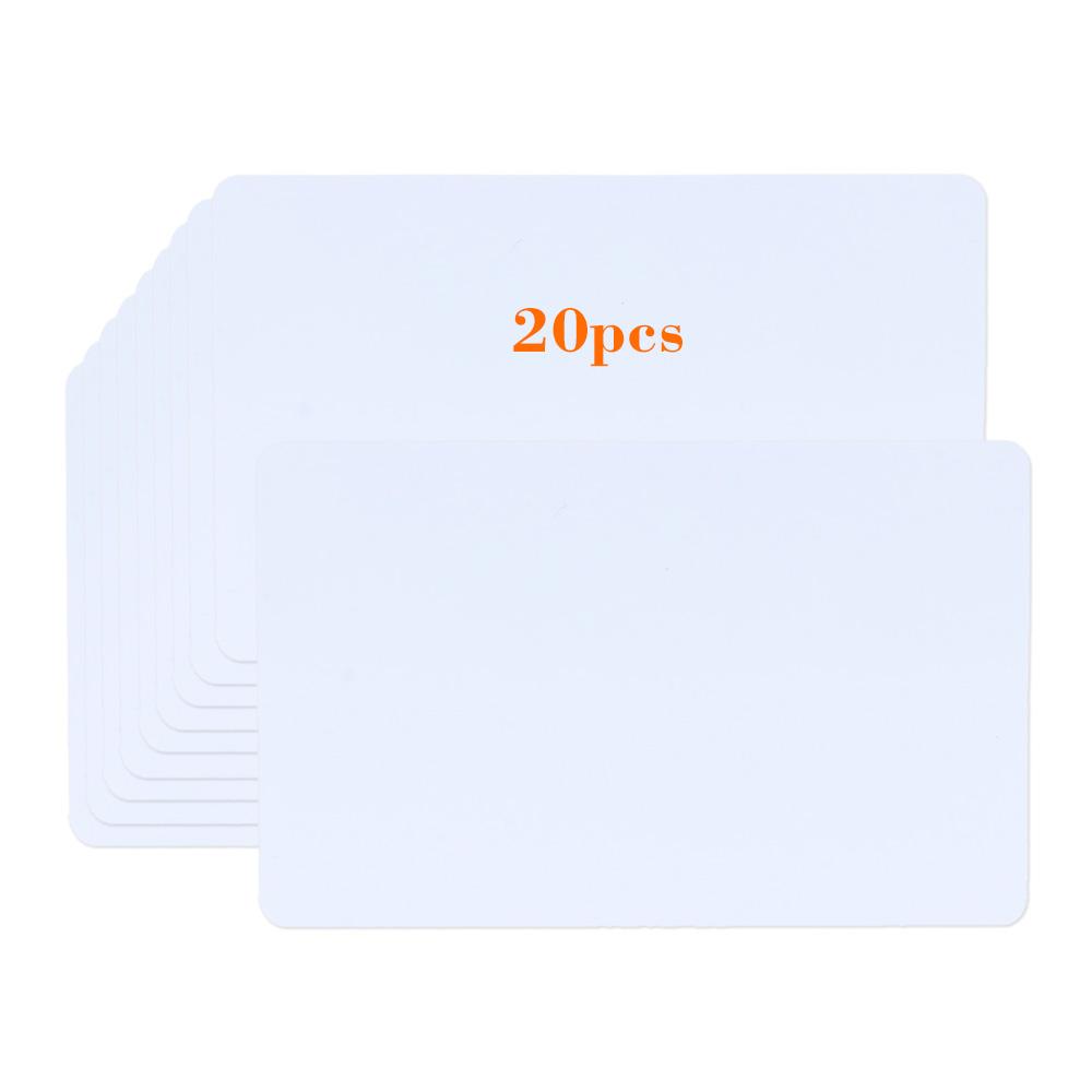 20pcs/ Writable Rewrite RFID T5577 Smart EM Card 125KHz Proximity Door Control Rfid Key Card Entry Access(China (Mainland))