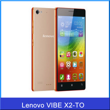 Original Lenovo VIBE X2-TO 5.0 inch Android 4.4 MTK6595M Octa Core 2.0GHz Smartphone RAM 2GB ROM 16GB 1920*1080 GSM Cell Phone