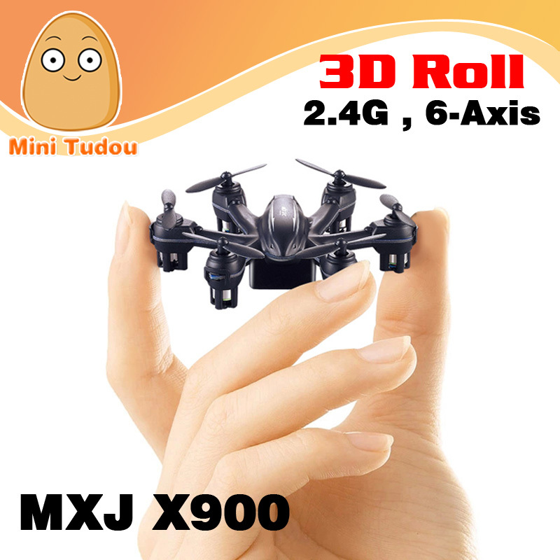 MJX X900 RC Helicopter 4 Channels 6Axis Mini Quadcopter With LED Light Black And White Quad Copter Helicopter Predator Drone(China (Mainland))