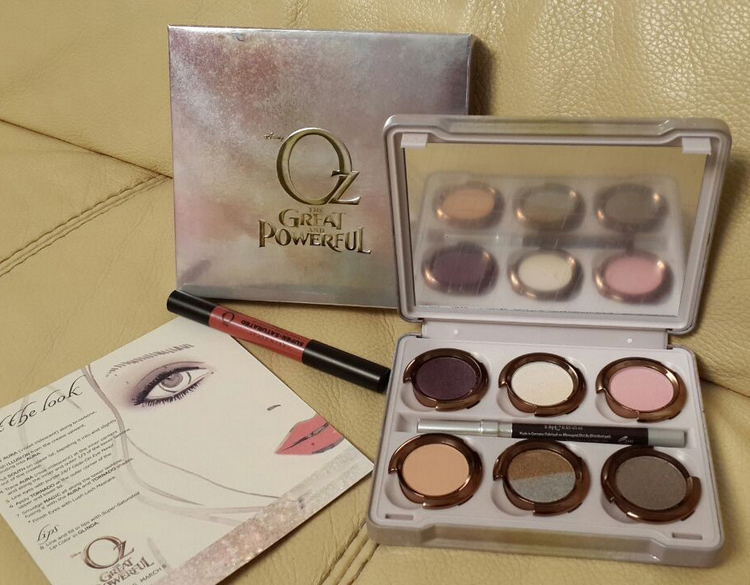New 6 Color NK The Glinda and The Theodora Makeup Palette Eyeshadow With Eyeiner and Lipstick