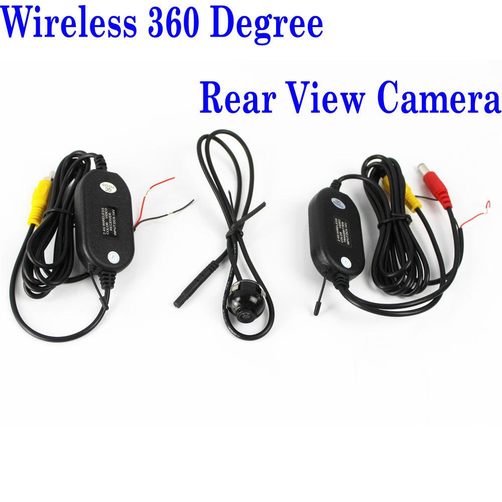 Car Wireless Rear View Camera 360 Degree Parking hd ccd GPS DVD For land rover Ford Chevrolet Mitsubishi outlander Mazda(China (Mainland))