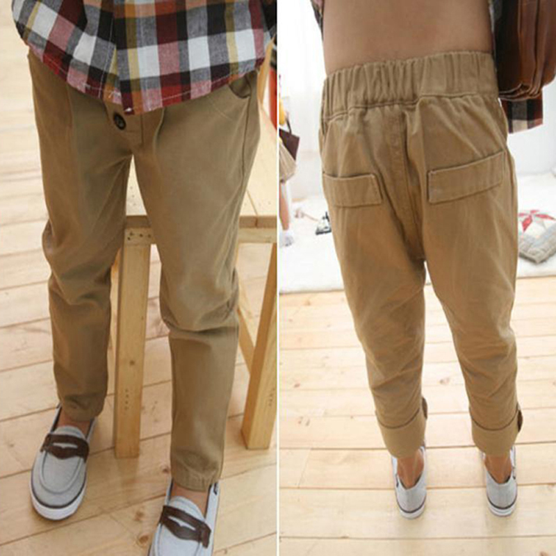 Skinny Khaki Pants Boys