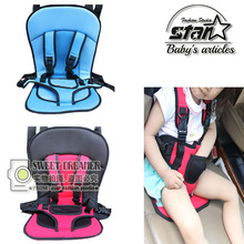 0-4 Years Old Portable Chair Seat Belt Baby Care Carrier Infant Cotton Hold Waist Belt Feeding Dining Safety Carrying Design