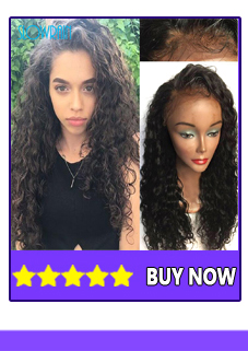 Virgin Brazilian Full Lace Wigs Kinky Curly Human Hair Wigs Lace Front Wigs Natural Color Cheap Human Hair Wigs For Black Women