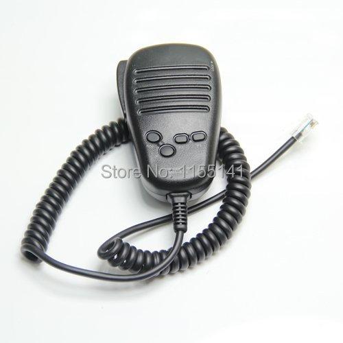 Modular Plug 6-pin Remote Speaker Mic Microphone PTT For MH-42B6J Yaesu Mobile Transceiver Radio FT-7800R FT-7900R FT-8800R(China (Mainland))