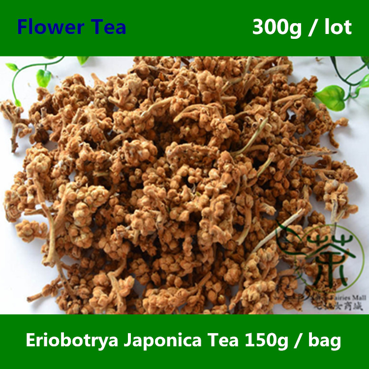 Antioxidants Health Eriobotrya Japonica Tea 300g, Maintain Blood Pressure Chinese Loquat Flower Buds, Improve Skin Pi Pa Hua Tea<br><br>Aliexpress