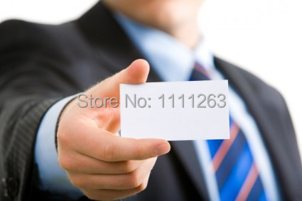 pvc proximity waterproof tk4100 blank smart card rfid chip(China (Mainland))