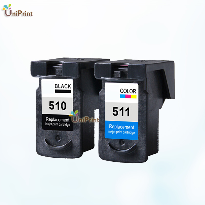2pk compatible ink cartridge for canon pg 510 cl 511 pg510. Black Bedroom Furniture Sets. Home Design Ideas