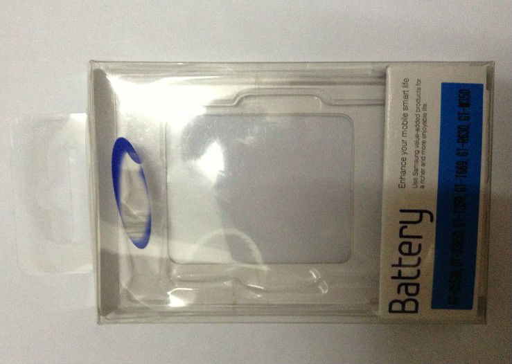 Battery Blister Card Package For Samsung S4/SIV I9500 Mobile Phone Battery,100pcs/lot,High Quality,Free Shipping(China (Mainland))