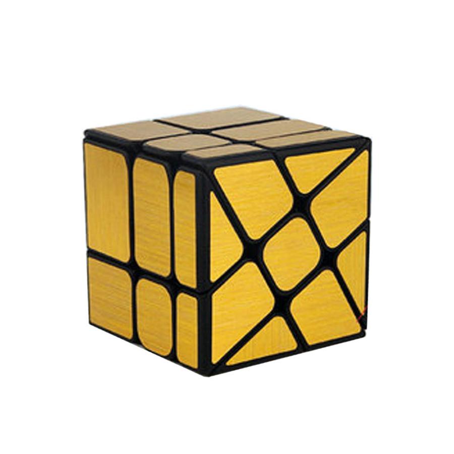 Mirror Cube Puzzle Magic Games Children Kids Block Hot Wheels Brinquedo Menino Plastic Polymorph Cubos Learning Education 50D593(China (Mainland))
