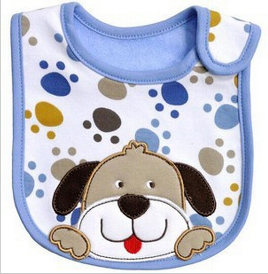 Hot sale !!2014 brand baby bib clothing towel children waterproof bibs kids apron saliva towel carters Free shipping(China (Mainland))