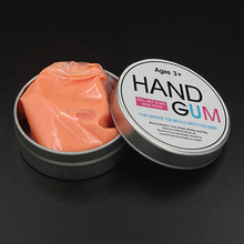 Foreign selling 50 grams of iron boxed luminous bouncing plasticine clay DIY Glow Magic Putty(China (Mainland))