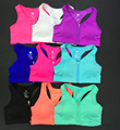 4 level Shockproof Bodybuilding No motion Front Zipper open Quick dry and breathable bra Women