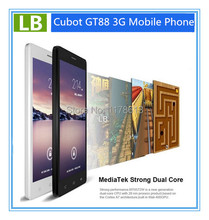 "Original Cubot GT88 mobile Cell phones MTK6572 Cortex A7 Dual core 1.3GHz Android Smartphone 5.5"" 512MB+4G ROM 8MP 3G WCDMA GPS"