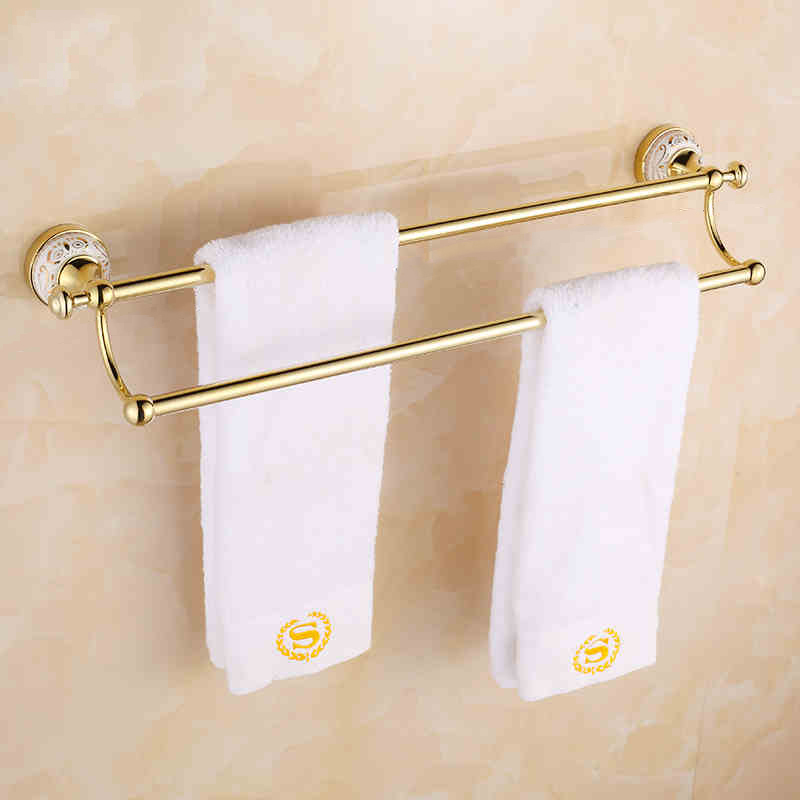 Buy Wall Mounted Bath Towel Bar At