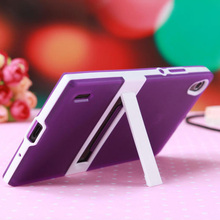 New Huawei Ascend P7 Ultra-Thin Soft Stand Translucent TPU Rubber cover Case case phone - 3C Phone Accessories store