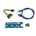 USB 3 0 PCI E PCI E Express Extender Riser Card PCI E 16X Aadapter 60CM