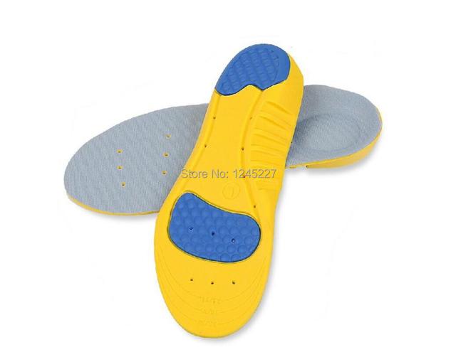 Спорт стельки для человека спортивной обуви подушка мягкий шок поглощают вдохнуть ...