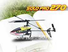 Nine Eagle Solo Pro 270A 4CH RTF Heli (Yellow 2.4Ghz Edition) Free Shipping With Tracking