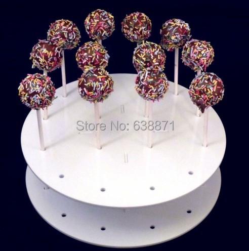 Buy Acrylic Cake Pop Stand