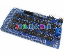 Buy MEGA Sensor Shield V1.0 V2.0 MEGA 2560 Support IIC Bluetooth SD Robot Parts Mega2560 Sensor Shield Arduino 5PCS/LOT for $25.90 in AliExpress store