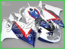 B187 Blue White Fairing Kit For K1200S 05-08 K 1200S 2005-2008 K1200 S 05 06 07 08 2005 2008(China (Mainland))