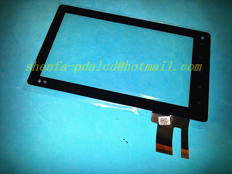 7'' inch capacitive touch panel touch screen digitizer for Ainol Novo 7 Advanced Tablet PC MID free shipping(China (Mainland))