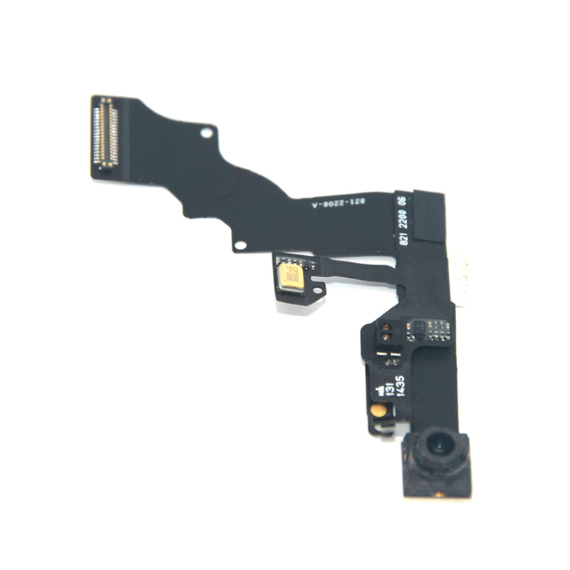 10pcs/lot New Replacement Facing Front Camera For iPhone 6 Plus 6Plus Sensor Power Flex Cable Secondary Microphone Ambient Light(China (Mainland))