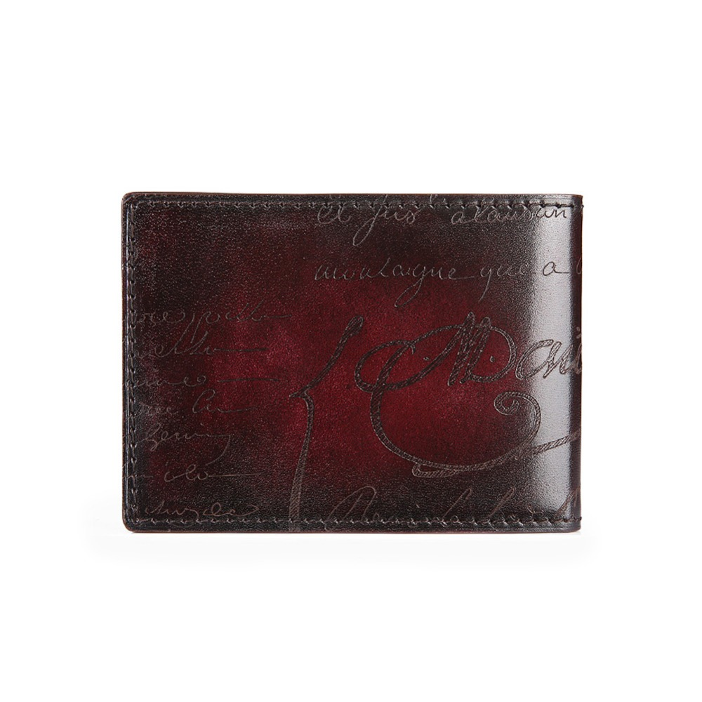 TERSE_Handmade driver card license in 3 colors genuine leather luxury card wallet with engraving license card holder for male(China (Mainland))