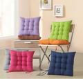 40 40cm chair pad cushion pearl cotton colorful chair cusion cushions home decor pillow plaid