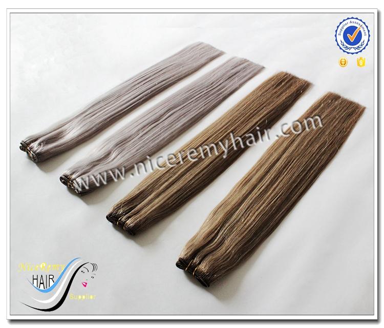 Фотография Top Quality Brazilian Hair Silky Straight 16-28inch Hair Extensions Hair Weave