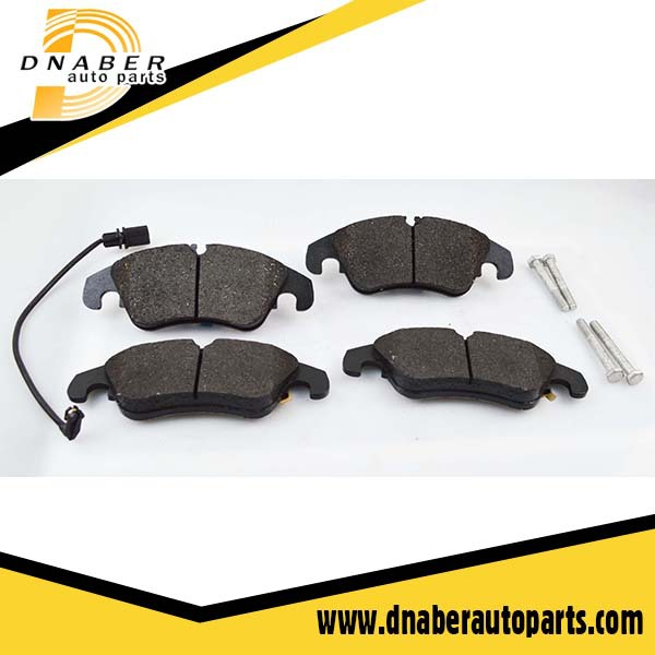 High Quality Brake Pad OEM 4GD698151 For audi A4/Avant A5/Covertible A6 /Avant A7 Q5(China (Mainland))