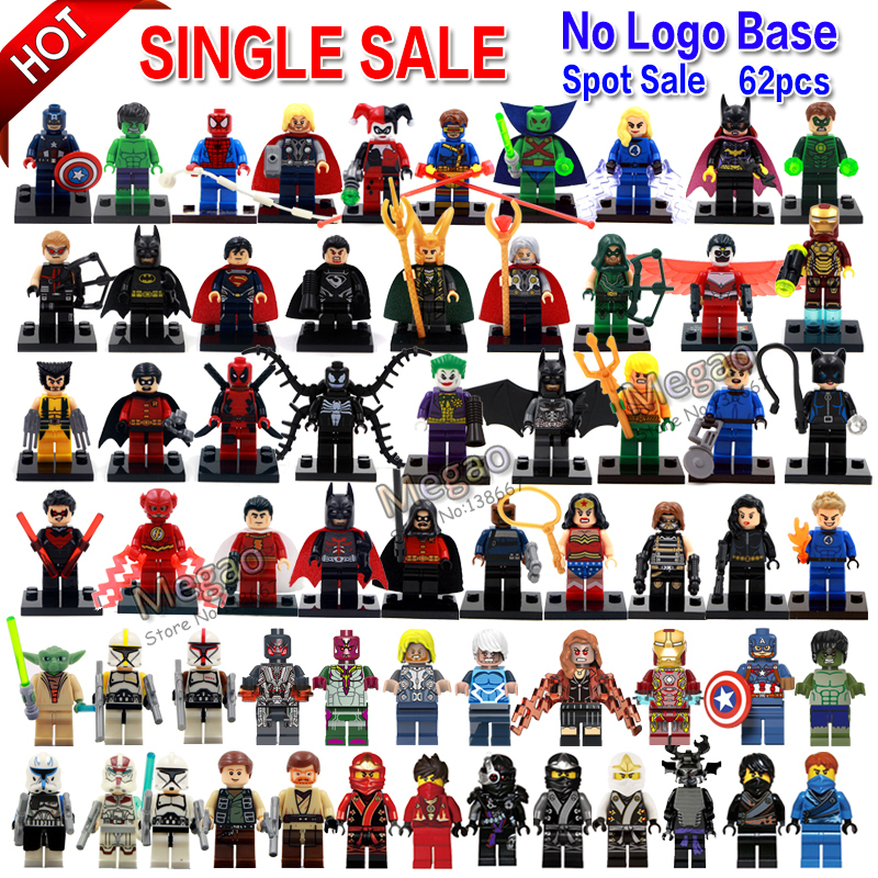 2015 New Single Sale XINH Super Hero Avengers Ultron Flash Wonderwoman Minifigures Blocks Sets Baby Toy Cute Toy Children Gift(China (Mainland))