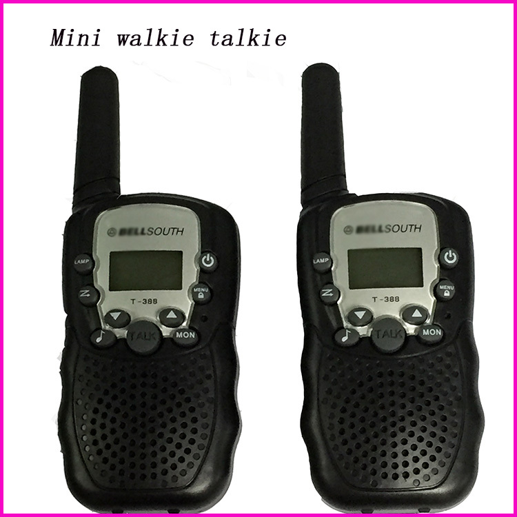 HOT! 2pcs Multi Channels VOX Handy Cheap Walkie Talkie Kids For Wireless Pair Mini Radio Station Handheld Cb Portable Radio Sets(China (Mainland))