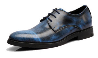 Big size genuine leather oxfords british oxford shoes brand new men's oxfords casual men business shoes high quality US 6.5-11(China (Mainland))