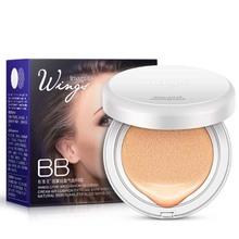 Natural Bright Moisturizing Air Cushion CC Cream Skincare Light Long Lasting Foundation Makeup Moisturizer Concealer BB Creams