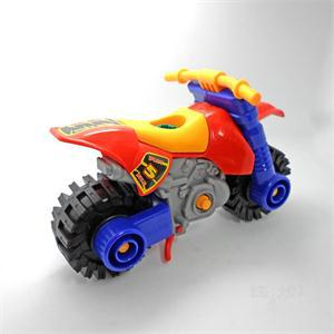 New 2014 Lovely Kawaii Funny Toys Popular Diecast for Kids Creative Toy Vehicles Enlightment Motorcycle Toy(China (Mainland))