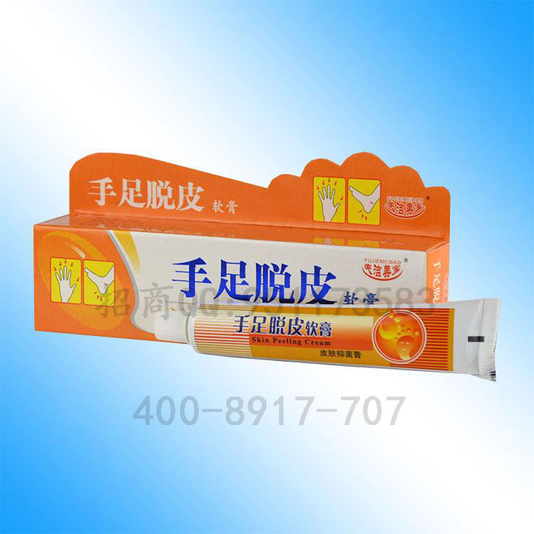 Hand, foot and peeling ointment(China (Mainland))