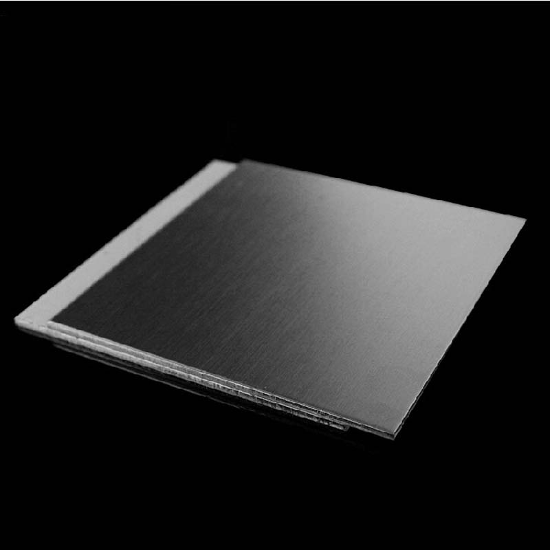 1*100*100mm 304 2B surface stainless steel sheet,stainless steel plate(China (Mainland))