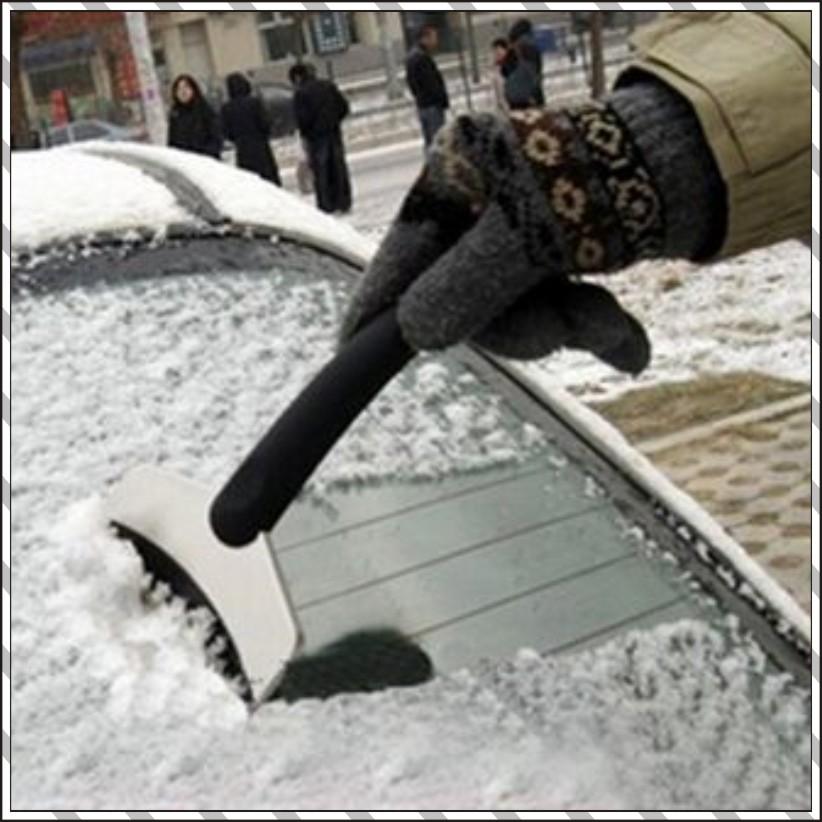 Автомобиль скребок портативный лопата для