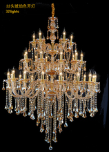 Modern Candle crystal chandeliers blown glass chandelier hotel light murano glass chandelier Venetian Glass Chandeliers(China (Mainland))