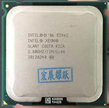 Buy Intel Xeon Processor E5462 SLANT CO processor CPU core works LGA775 mainboard need adapter 100% normal work for $10.50 in AliExpress store