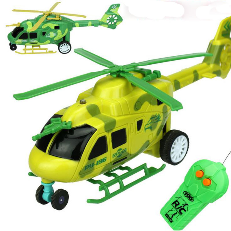 Color box packing army green 2 channels rc helicopter,Batteries operated flashing model plane boys toys helikopter(China (Mainland))