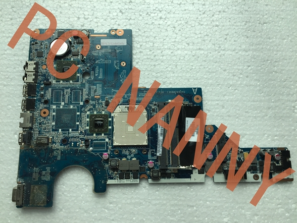 DA0AX2MB6E1 592809-001 For HP G56 CQ62 CQ42 Laptop motherboard DDR3 Socket S1 Integrated Full Tested!(China (Mainland))