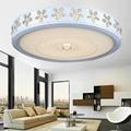 Современный светодиодный потолочный светильник 12 Вт из светодиодов спальня лампы 2heads для кухни ресторан Лампа балкон потолок легкие