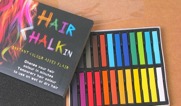 Пастель для волос 24