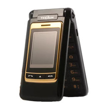 TKEXUN F666 Women Flip Phone With Camera Bluetooth Dual Sim Card 2.8 inch Touch Screen Luxury Cell Phone(China (Mainland))