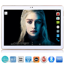 2017 New 10 inch Octa Core 3G Tablet 4GB RAM 32GB ROM 1280*800 Dual Cameras Android 5.1 Tablet 10.1 inch DHL Free Shipping(China (Mainland))