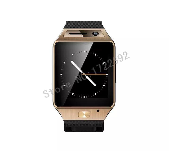 Bluetooth Smart watch GV08S SmartWatch Support SIM TF SMS MP3 for apple Xiaomi Huawei MEIZU HTC LG Android 3Color(China (Mainland))
